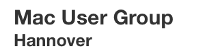 Mac User Group - Hannover